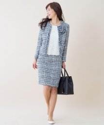 NIJYUSANKU(SMALL SIZE)/TOURNIER TWEED スカート/001765060