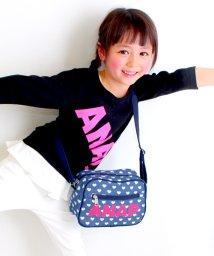 ANAP KIDS/3パターン柄通園BAG/001763900