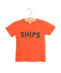 SHIPS KIDS/SHIPS KIDS:ロゴ TEE/001759974
