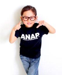 ANAP KIDS/NETオリジナルシンプルTシャツ/001764715