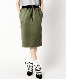 ROSE BUD/(ROSE BUD)ドロストタイトスカート/001777090