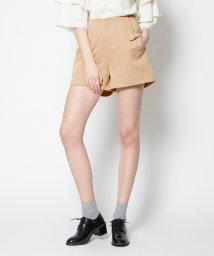 titivate/刺繍ストライプショートパンツ/001784729