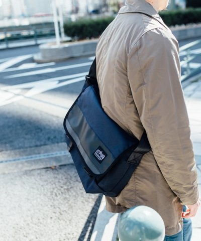 Manhattan Portage BLACK LABEL: HIGH LINE MESSENGER BAG (S)