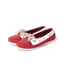 TOMMY HILFIGER WOMEN/BI‐COLOR MOCCASIN SHOES/001785967