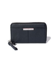TOMMY HILFIGER WOMEN/CITY LEATHER SLIM MED Z/A WALLET/001791472