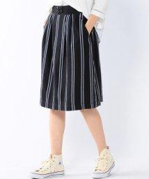 coen/レジメンタルストライプスカート/001790420