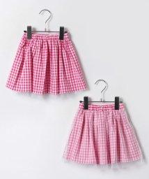 SHIPS KIDS/SHIPS KIDS:ベビー チュール リバーシブル スカート/001794765