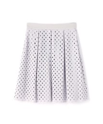 JILL by JILLSTUART/CHECK LACE SKIRT/10227302N