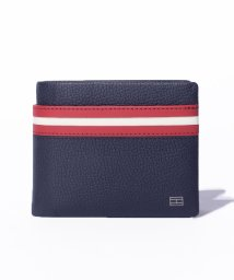 TOMMY HILFIGER MENS/INT HORIZON CC WALLET W/COIN POCKET/001801456
