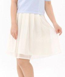 MISCH MASCH/【美人百花5月号掲載】シアーストライプタイトスカート/001806286