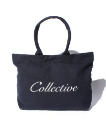 Collective/ロゴプリントトートバッグ/001807478