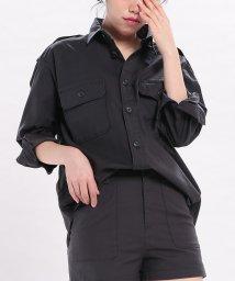 ROPE' PICNIC/バックサテンシャツジャケット/001808334