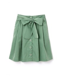 JILL by JILLSTUART/RING DOTS COL FLAIR SKIRT/10228218N