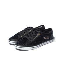 TOMMY HILFIGER WOMEN/SEE‐THROUGH LOGO SNEAKER/001810586