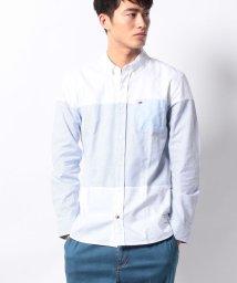 HILFIGER DENIM/ECL Oxford color block shirt l/s 24/001810593