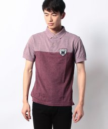 TOMMY HILFIGER MENS/JS M HOLLOWAY GRAPHIC SS CF POLO/001810605