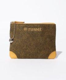 russet/フェルトマルチケース(S)/001814011