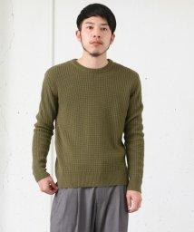 URBAN RESEARCH/【WAREHOUSE】綿麻C/Nニット/001815029