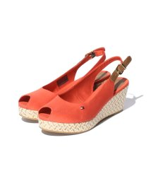 TOMMY HILFIGER WOMEN/ANKLE STRAPE WEDGE SOLE SANDAL/001817990