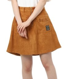 PINK-latte/フェイクスウェードスカート/001826145