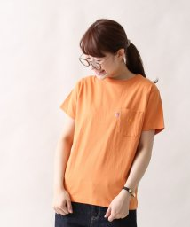 coen/USAコットンポケットTシャツ/001824280