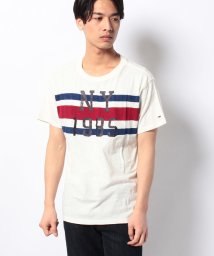 HILFIGER DENIM/Basic slub tee ss 11/001818027