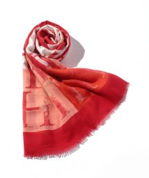 TOMMY HILFIGER WOMEN/HILFIGER PAINTED SCARF/001826379
