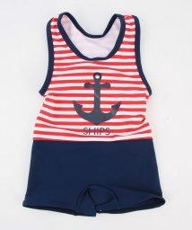SHIPS KIDS/SHIPS KIDS:ベビー ボーダー グレコ 16SS/001829698