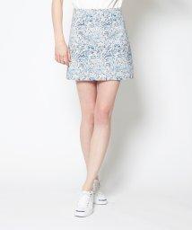titivate/花柄台形スカート/001838114