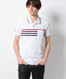 TOMMY HILFIGER MENS/LAYTON ENG STP POLO S/S SF/001826423