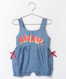 ANAP KIDS/ダンガリーバルーンサロペット/001828931