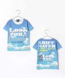 KRIFF MAYER(Kids)/転写プリントTシャツ/001838496