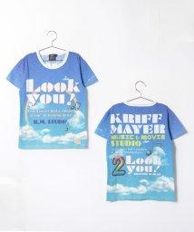 KRIFF MAYER(Kids)/転写プリントTシャツ/001838497