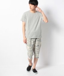KRIFF MAYER/ラクチークルーTシャツ+クロップドパンツ/001838543