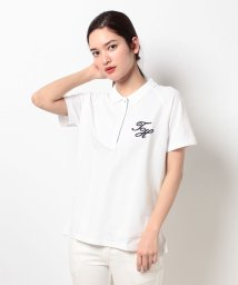TOMMY HILFIGER WOMEN/MICHELLE POLO SS/001834875