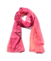 Desigual/FOULARD_RECTANGLE HELENA, 3000 CARMIN, U/001816978