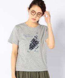 coen/California Quail パッチワークTシャツ/001856604