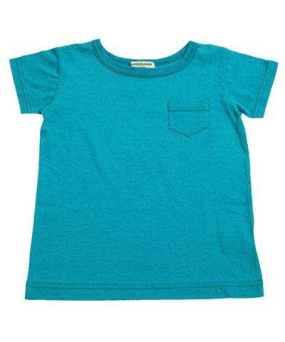 日本製ポケット付き半袖Tシャツ
