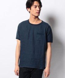 SHIPS MEN/SC: リネン クルーネック Tシャツ/001850363