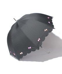 pink trick/カラフルリボン長傘/001862552