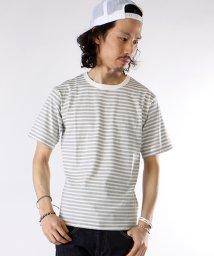 FREAK'S STORE/SZボーダーTシャツ/001866154