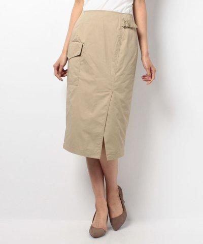 T/Cミリタリータイトスカート