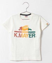 KRIFF MAYER(Kids)/ブランドロゴTEE/001859141