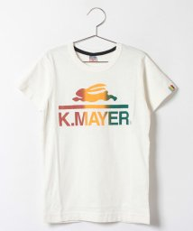 KRIFF MAYER(Kids)/ブランドロゴTEE/001859142