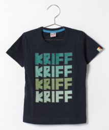 KRIFF MAYER(Kids)/ブランドロゴTEE/001859143