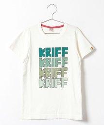 KRIFF MAYER(Kids)/ブランドロゴTEE/001859144