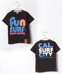 KRIFF MAYER(Kids)/グラフィックT(FUNSURF)/001859147