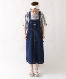coen/SMITHオーバーオールスカート/001870401