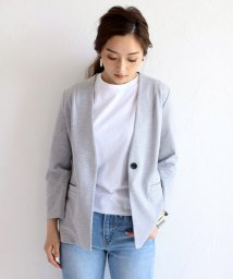 AZUL by moussy/ポンチノーカラーカットJK/001861269