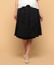 beautiful people/s/c organdie tuck skirt/001782442